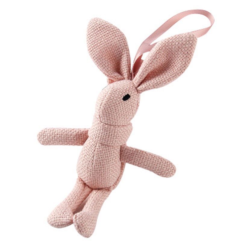 Animal Stuffed Rabbit Plush Dolls Bouquet Plush Dolls KeyChain Toy Kid's Party Plush Toy Gift Box Doll Bag Accessories I0304