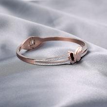Лаконичный нишевый дизайнерский браслет для женщин Мори холодный