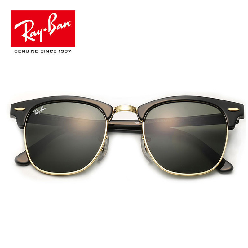 Rayban Wayfarer RayBan RB3016 Outdoor Glassess RayBan Glasses For Men/Women Retro Sun Glasses For Women Fashion 2019