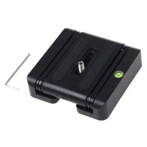 Image 4 - Draagbare Z Type Camera Vouwen Statief Pan Tilt Balhoofd Desktop Stand Houder