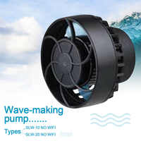 SLW-10 SLW-20 Powerful Easy Install Fish Aquarium Pet Strong Frequency Conversion Tank Quiet Water Wave Pump Flow Maker Mini