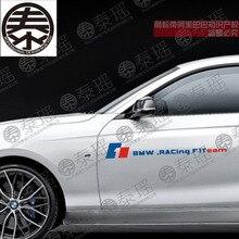 цена на TAIYAO car styling sport car sticker For BMW M1 M2 M3 M4 M5 Z4 X1 X3 X5 X6 X7 car stickers Door stickers