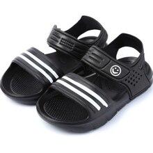 Летние детские сандалии, Нескользящие, износостойкие, летние сандалии для маленьких мальчиков, повседневные сандалии, детская обувь для мальчиков и девочек
