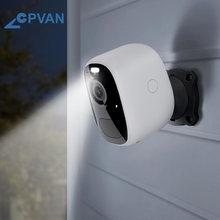 Cpvan Беспроводная батарея камера 1080p наружная Водонепроницаемая