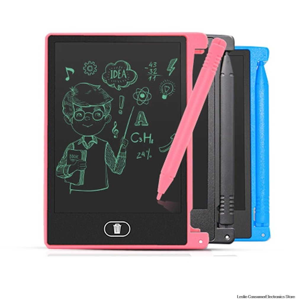 LCD Writing Tablet Digital Drawing Notepad Kids Eletric Drawing Office Board Writing School Display Board Dropshipping Hot