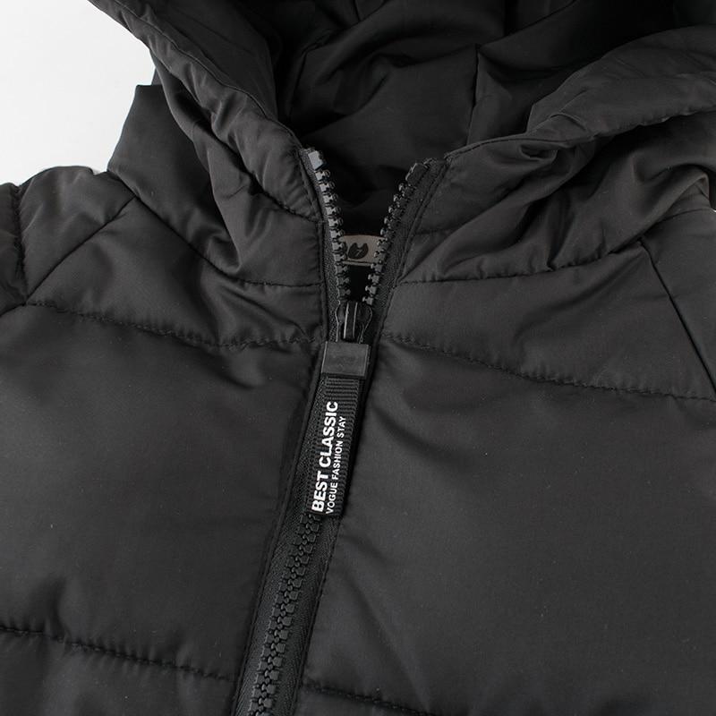 Autumn Winter Warm Jackets Girls Coats Boys Jackets Baby Girls Jackets Kids Hooded Outerwear Coat Children Clothes 4