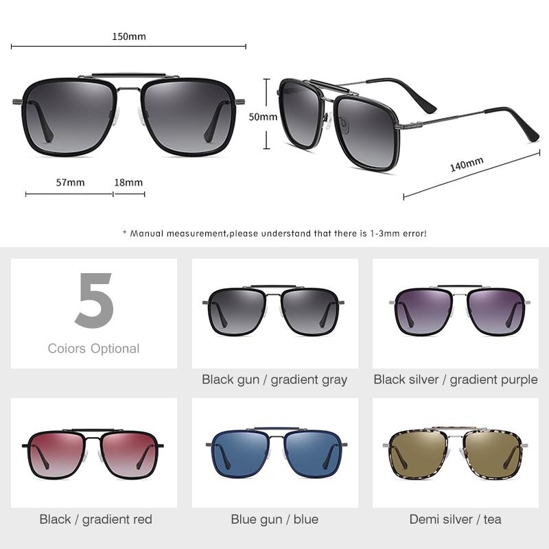Купить солнцезащитные очки lm в металлической оправе для мужчин и женщин