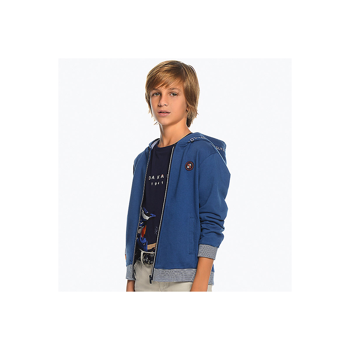 Фото - MAYORAL Hoodies & Sweatshirts 10689284 pullover jumper for boys and girls clothes children's sweatshirt Cotton Boys mayoral sweaters 10692403 pullover jumper for boys and girls jackets boys