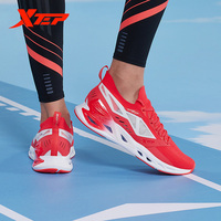 Xtep Reactive Coil 7 Summer New Men's Running Shoes Sports Shoes Shock Absorption Breathable Running Sneakers 880219110126