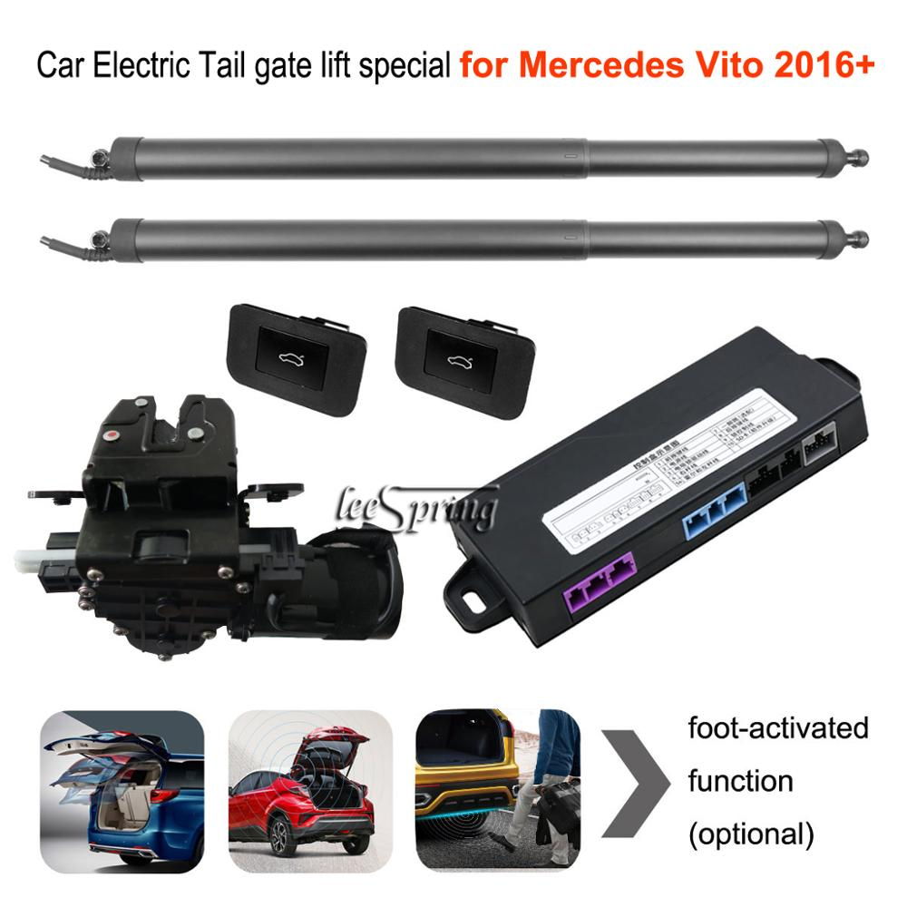 Car Electric Tail Gate Lift Special For Mercedes Vito 2016+ Easily For You To Control Trunk