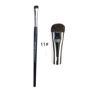 11# Cosmetic brush Smoked Makeup eye tail Brush Accurate   Eye tail brush Eye Smudge Brush Eye Contour Brush  Cosmetic tool 1Pcs