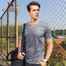 Chameau hommes femmes T Shirt en plein air Sport de plein air décontracté séchage rapide dessus respirants T shirt dentraînement