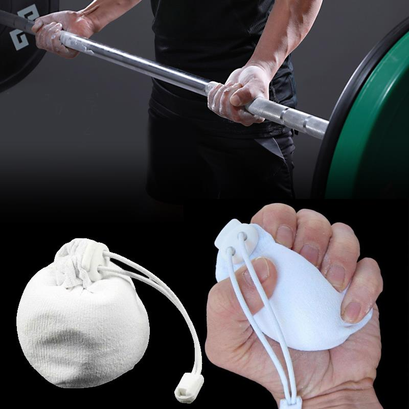 Chalk Ball Magnesium Carbonate for Bouldering Weightlifting Gym Power-lifting