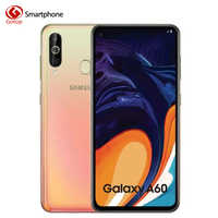 Samsung Galaxy A60 SM-A6060 Android Smartphones 6.3 inch FHD+ Snapdragon 675 Octa Core 6GB 3500mAh 32MP Camera NFC Mobile phone