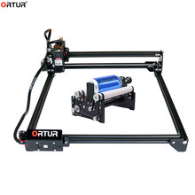 Ortur – Machine à graver au Laser Master 2, outil puissant, avec mise à niveau Version, rouleau rotatif à axe Y, 20W