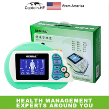 US Captain Multifunction Therapy Acupuncture Machine Electronic Pulse Body Massager Full Body Relaxation Therapy Massage wholesale healthy electric full body massager heating massage chair therapy machine as seen on tv