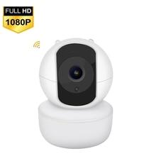 원래 와이파이 베이비 모니터 IP 카메라 실내 홈 보안 네트워크 CCTV 감시 IR 컷 나이트 비전 양방향 오디오 카메라