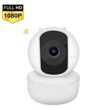 Оригинальная Беспроводная ip камера 1080P Wifi, домашняя охранная сеть, камера видеонаблюдения, ИК камера, ночное видение, детский монитор