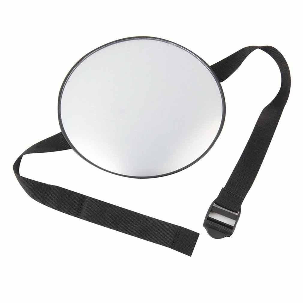 Genuine Baby Rear View Mirror In-Car Baby Observation Mirror Car Rear Seat Baby Safety Mirror Easy Installation