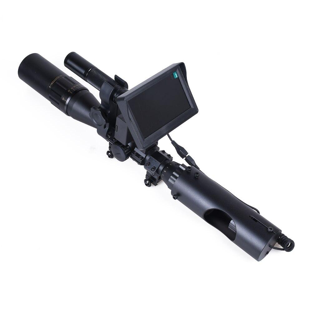 visão clara riflescope wildlife armadilha câmeras