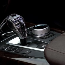 Boutons de vitesse universels en cristal Pour X3 série F25, accessoires, pièces manuelles