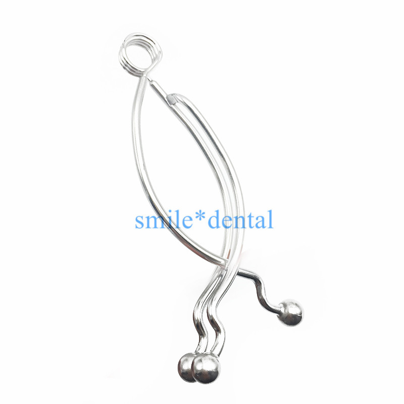 Purposes Urology Incontinence Sex Dummy Stainless Steel Male Penis Clamp Urological Instrument