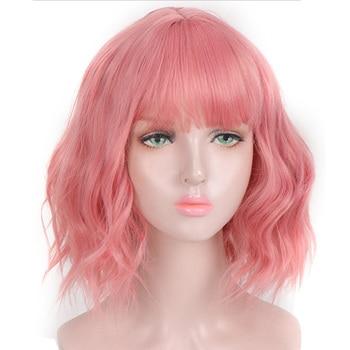 Aosi Lolita Synthetic Wavy Wigs