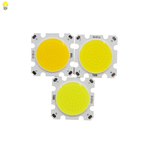Image 2 - 2019 new arrive 28x28mm LED COB chip on board light source 15W 20W 30W LED bulb warm cold white emitting color