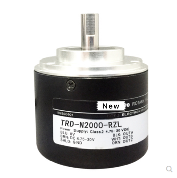 Quality Incremental Encoder TRD-N2000-RZL,trd-n2000-rzl encoder,2000Pulse with IP50(Dust Proof) Protection Level
