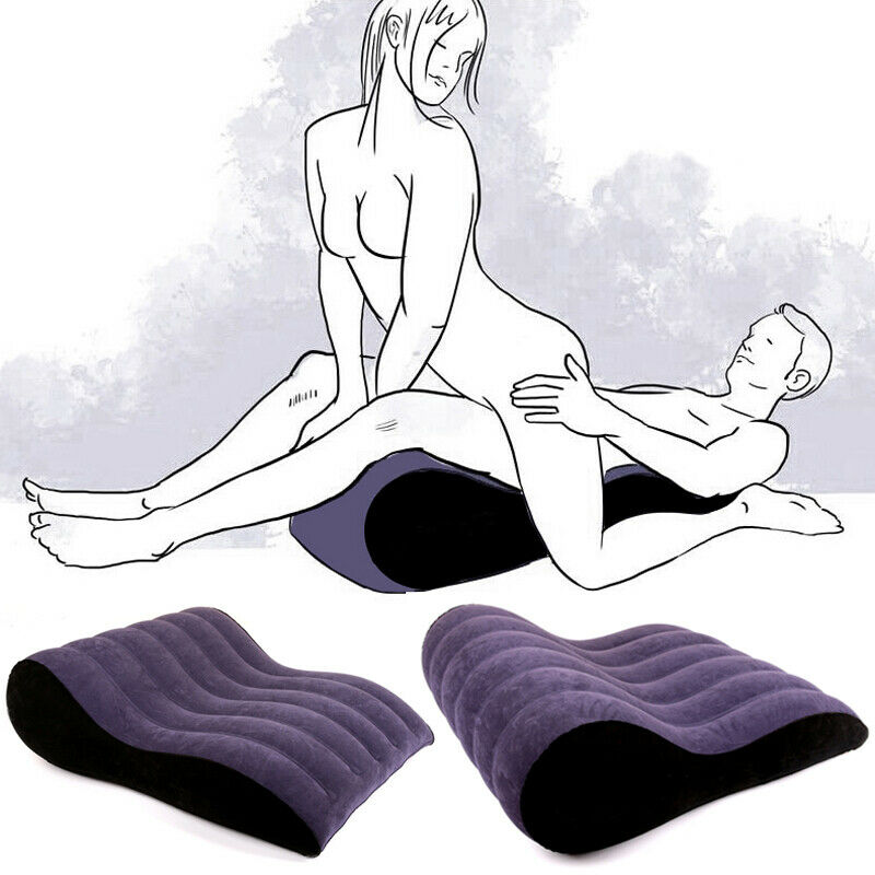 Inflatable Sex Position Long Pillow