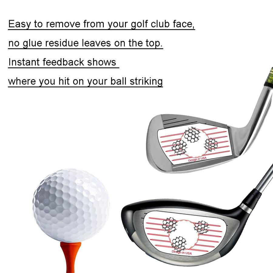 Golf ütőszalag 125 vasaló és 125 erdős golyósütő tábla - Golf - Fénykép 2