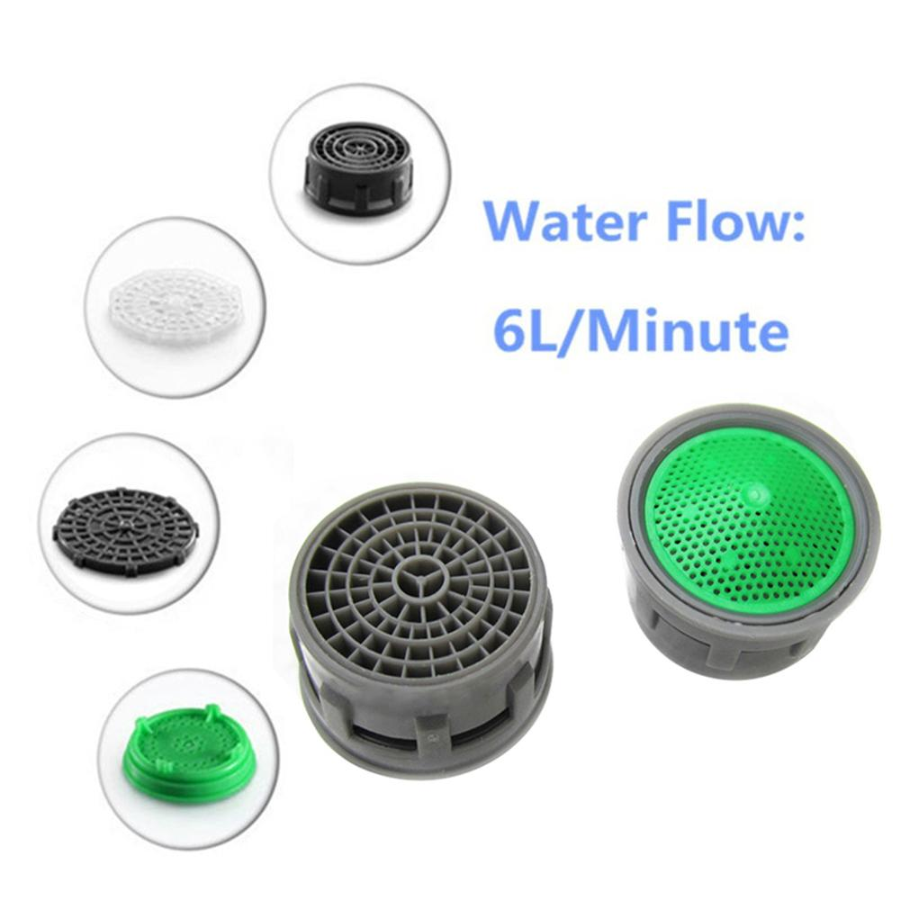 Water Saving Water Faucet Aerator Bubbler Core Nozzle Filter Accessory With 21mm/0.83in Outer Diameter Kitchen Bathroom Accessor