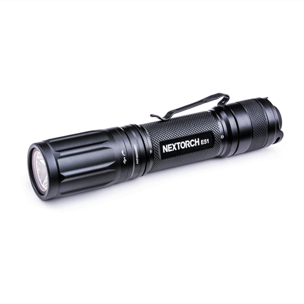 NEXTORCH 1400 Lumens 18650 Tactical Flashlight USB High Power Rechargeable Led Flashlight Torch For Hunting Fishing Outdoors