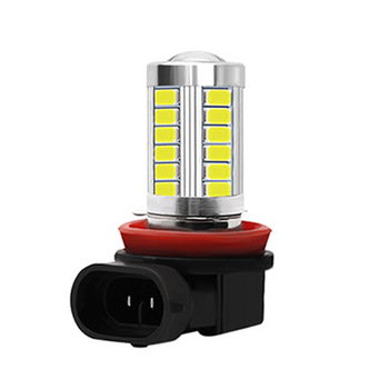 12V 1800Lm Car Lights H8 H11 LED 9005 HB3 9006 HB4 Car Fog Lamp Driving Bulb DRL Daytime Running Light Bulb Turning Parking Bulb image