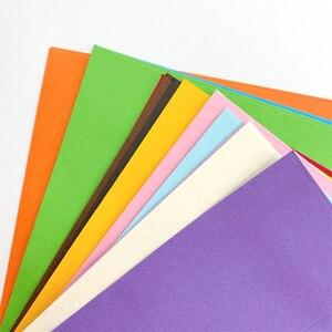 Image 5 - 100ピース/ロット素敵なキャンディーカラー封筒はがき文具紙封筒学校オフィスギフトクラフト封筒