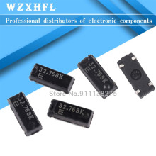 10pcs SMD crystal 32.768K 4P 32768 12.5PF MC-306 MC306 3.8 * 8*2.5
