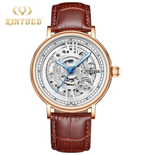 KINYUED New Design Mens Watches Automatic