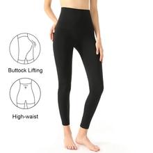 CI 0008 High Waist Body Shaping Pants Abdomen Seamless Body Pants Shapewear