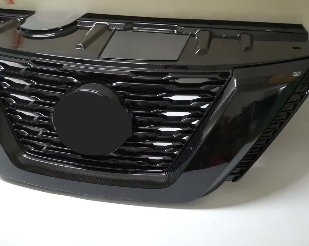 Fits 2016 2017 2018 Nissan Altima Front Bumper Upper Grille Grill as seen in picture