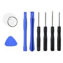 Универсальный Набор инструментов для ремонта 8 в 1, Набор отверток для разборки samsung, LG, huawei, sony, Nokia, Android телефонов
