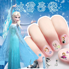 disney girls Frozen princess  Nail Stickers lady snow White Sophia Mickey Minnie kids Makeup Toys брюки sophia sophia so042ewgoif9