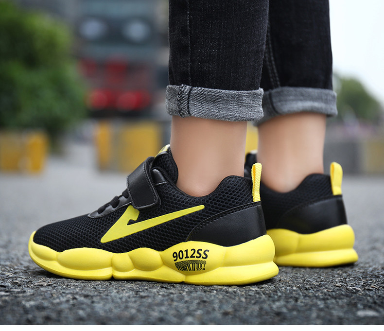 PINSEN Kids Shoes Boys Casual Children Sneakers For Boys Leather Fashion Sport Kids Sneakers 2019 Spring Autumn Children Shoes (13)