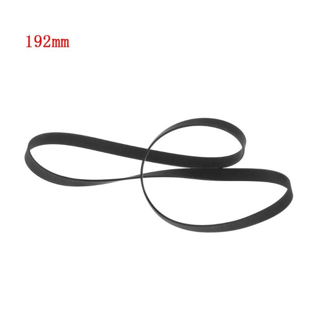 Drive Belt Rubber Turntable Transmission Strap 5mm 4mm Replacement Accessories Phono Tape CD PXPA 3