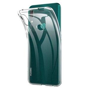 Olhveitra TPU Case For Lenovo K8 Note Z6 Lite K5 Pro Zuk Z2 Z5 Soft Transparent Case For For LeEco Le Max 2 Pro 3 Cool 1 Cool1(China)