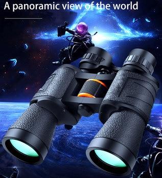 20X Powerful Binoculars Professional Telescope 30000 Meters HD BAK4 High-Transmittance Prism Prevent Dizziness Low Night Vision 3