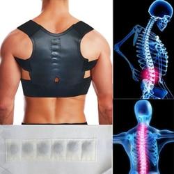 Magnetic Belt Corset Orthopedic Back Pain Posture Corrector Vest Spine Support Belt Shoulder Brace Posture Correction Men Women