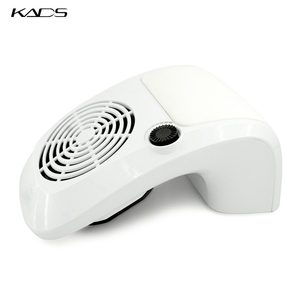 Image 2 - KADS נייל אבק אספן לבן נייל שואב אבק גבוהה כוח נמוך רועש מניקור מכונת ליטוש ציפורניים ציוד כלי 40W