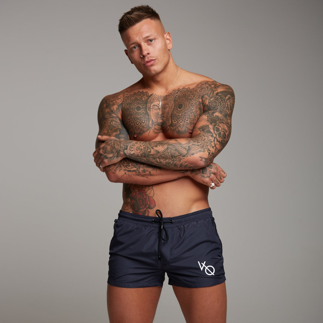 Summer Men Sportswear Quickly Dry Zipper Pocket Sport Shorts Sweatpant Fitness Jogger Running Gym Workout Short Pant Activewear in Running Shorts from Sports Entertainment