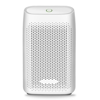T8 700Ml Home Air Dehumidifier Semiconductor Desiccant Moisture Absorber Car Mini Air Dryer Electric Cooling Machine|Dehumidifiers|   -