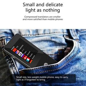 Image 4 - T9 + traducteur vocal intelligent portable hors ligne traducteur instantané multilingue Machine Inter traduction de voyage daffaires